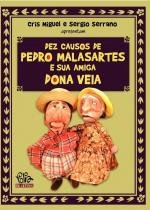 Livro - Dez causos de Pedro Malasartes e sua amiga Dona Veia -