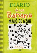 Livro - Diário de um banana 8: maré de azar -