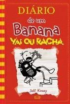 Livro - Diário de um Banana: Vai ou Racha - Vol.11 - Editora