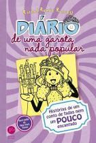 Livro - Diário de uma garota nada popular 8 -