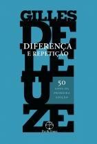 Livro - Diferença e repetição -