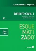 Livro - Direito civil esquematizado® : Parte geral : Obrigações : Contratos - 9ª edição de 2019 -