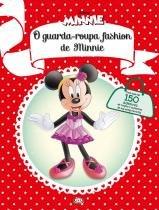 Livro - Disney Minnie: Guarda-Roupa F. Minnie - 150 Ade. - Vergara e riba - carapicuiba