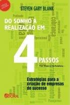 Livro - Do sonho à realização em 4 passos -