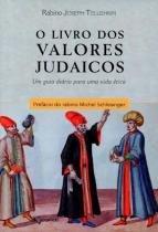 Livro Dos Valores Judaicos, O - Livros De Safra - 1