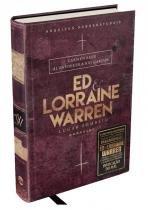 Livro - Ed & Lorraine Warren: Lugar Sombrio -