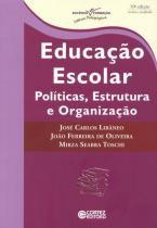 Livro - Educação escolar -