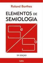 Livro - Elementos de Semiologia -