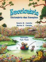 Livro - Emocionário - Dicionário das Emoções - Caminha - Sinopsys