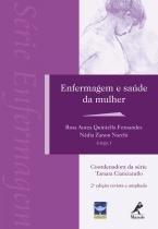 Livro - Enfermagem e Saúde da Mulher - Fernandes - Manole