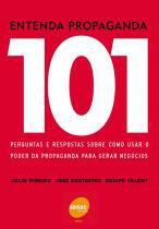 Livro - Entenda propaganda - 101 perguntas que as pessoas -