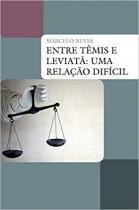 Livro - Entre Têmis e Leviatã -