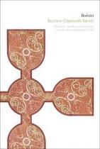 Livro - Escritos (opuscular sacra) -