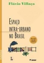 Livro - Espaço intra-urbano no Brasil -