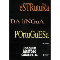 Livro - Estrutura da língua portuguesa -