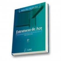 Livro - Estruturas de Aço Dimensionamento Prático - Pfeil - Ltc