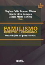 Livro - Familismo direitos e cidadania -
