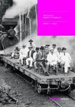 Livro - Ferrovia Madeira-Mamoré -