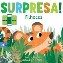 Livro - Filhotes : Surpresa! -