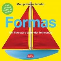 Livro - Formas : Um livro para aprender brincando -