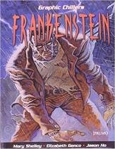 Livro - Frankenstein -