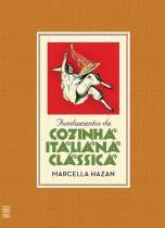 Livro - Fundamentos da cozinha italiana clássica -
