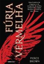 Livro - Fúria Vermelha -