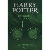 Livro - Harry Potter e as relíquias da morte -