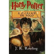 Livro - Harry potter e o cálice de fogo -