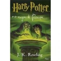 Livro - Harry potter e o enigma do príncipe -