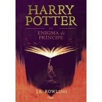 Livro - Harry Potter e o enigma do príncipe -