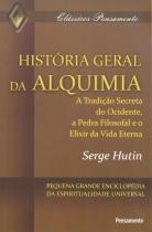 Livro - HistÓria Geral da Alquimia -