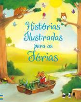 Livro - Histórias ilustradas para as férias -
