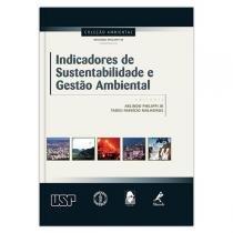 Livro - Indicadores de sustentabilidade e gestão ambiental -