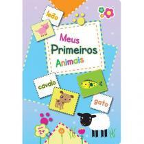Livro Infantil Bebê Leitor - Meus Primeiros Animais Dican