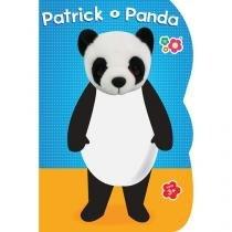 Livro Infantil Bebê Leitor - Patrick O Panda Dican