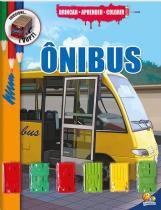 Livro Infantil - Brincar - Aprender e Colorir - Ônibus - Todo Livro - Todo livro editora