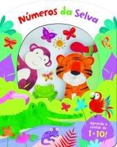 Livro Infantil - Coleção Aprenda - Números da Selva - Ciranda Cultural -