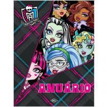 Livro Infantil Monster High Anuário - DCL