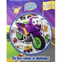 Livro Infantil Vamos Passear - DCL