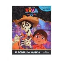 Livro Infantil - Viva o Poder da Música - Viva - A Vida é Uma Festa - Melhoramentos -