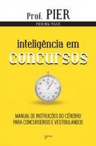 Livro - Inteligência em Concursos -