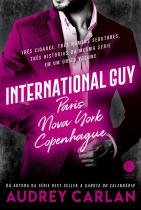 Livro - International Guy: Paris, Nova York, Copenhague (Vol. 1) -