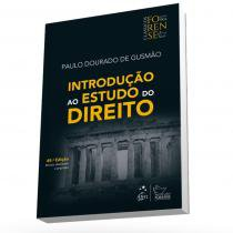 Livro - Introdução ao Estudo do Direito - Gusmão - Forense