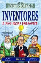 Livro - Inventores e suas ideias brilhantes -