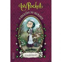 Livro - Ivy Pocket: o segredo do diamante -