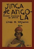Livro - Jinga de Angola -
