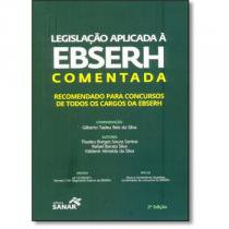 Livro - Legislação Aplicada à EBSERH Comentada - Santos - Sanar