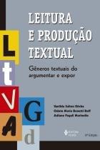 Livro - Leitura e produção textual -