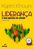 Livro - Liderança é uma questão de atitude -